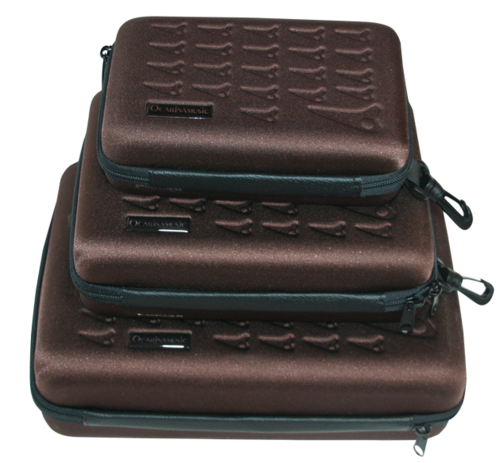Hardcase in 3 different sizes