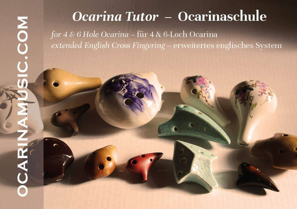 Ocarina Tutor For The 4 6 Hole Ocarina